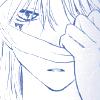 staredown: (blossom)