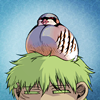 bushyeyebrows: (Ian → birdy ilu)