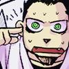 bushyeyebrows: (Dorochet → TOO LOUD MAN.)