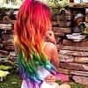 faespirited: (Rainbow Hair)