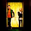 novin_ha: Veronica Mars & Logan in an elevator ([vm] define awkward)
