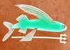 eregyrn: (Flying Fish - brown)