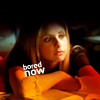 forwardish: (Bored Now Buffy)