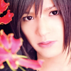 attie: Piko is a pretty, pretty man. He is especially decorative next to flowers. (utaite - piko red&lime)