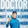 randi2204: McCoy with all the things he says he's not in TOS (star trek - mccoy is not your)