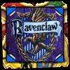 elfflame: The Ravenclaw Crest, Framed (HP - Ravenclaw)