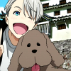 icicle33: (makkachin and victor smile)