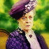 shesingsnow: (Dowager Downton Abbey)