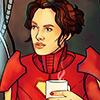 modelsixtythree: (half-armored coffee break)