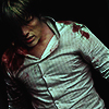 green: hannibal lecter with a tight bloody shirt (hannibal: bloody shirt hannibal)