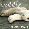 deceptica: (Cuddling Seals by enriana)