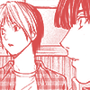 princesssid: hikaru and touya looking the left together (hikaru touya)