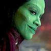 gaffsie: (Gamora - smirk)
