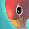 azureye: (Bird!)