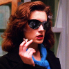 thatyourefuse: Donna Hayward from Twin Peaks, in sunglasses. ([tp] fever isn't such a new thing)