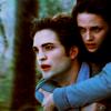 twilight: Edward Bella running up mountain (Edward Bella running up mountain)