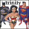 tielan: (JL - trinity)