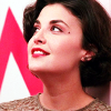 thatyourefuse: Audrey Horne from Twin Peaks, luminous. ([tp] ash and ice)