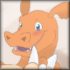 kjorteo: Fanart of the bootleg Charizard from Datel's Action Replay box art, drawn by Hologram.  The icon is safe for work, but is very obviously a facial crop of what would be a graphically sexual image in its full version. (PARizard: o bby)