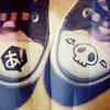 kseenaa: (Swearing shoes)