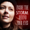 "st_aurafina: Root's face, words ""Inside that storm behind your eyes"" (POI: Root Storm)"