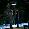 dramaturgy: ([SPN] Castiel/Anna.)