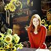 dramaturgy: ([DW/T] Amy's flowers.)