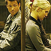 dramaturgy: ([BSG] Lee and Starbuck.)