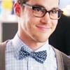 monel: (glasses smile)