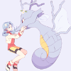 ex_aroceu318: (△ pkmn | dragon | kingdra & crys)