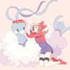 aroceu: (△ pkmn   dragon   altaria & lyra)