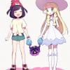 aroceu: (△ pkmn   alola   moon/lillie)