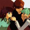 synchronizity: ([kaiba brothers] sometimes softer)