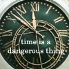 kenaz: (Time Is A Dangerous Thing.)
