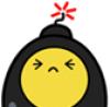 chigusairo: (egg bomb)