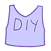 diybinder: A drawing of a purple binder. (new icon, purple)