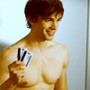 seeagreatergood: (Gratuitously shirtless)