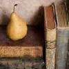 heartofoshun: (books with a pear)
