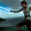 musesfool: Daisy Ridley as Rey with lightsaber (you were not mine to save)