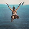 yourlibrarian: Diana leaps off a cliff (OTH-DianaLeap - insomniatic.png)