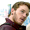 gotgexchange: Peter Quill looking puzzled (Peter headtilt)