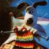 cathyw: (gromit, knitting)