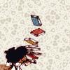 meganbmoore: (too many books)