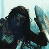 aurumcalendula: Diana with shield (Wonder Woman!)