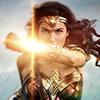diannelamerc: Wonder Woman deflecting a bullet (WW deflect)