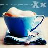 camloae: blue mug of coffee (Default)
