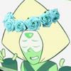 thecrazyalaskan: (Flower crown peridot)