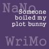 fashionista_35: (Boiled Plot Bunny)