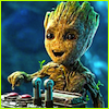 coprime: Baby Groot enthusiastically pointing to the button that will immediately blow everyone up (Toddler Groot :D?)