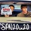 spn20in20: (Round 1 Winner)